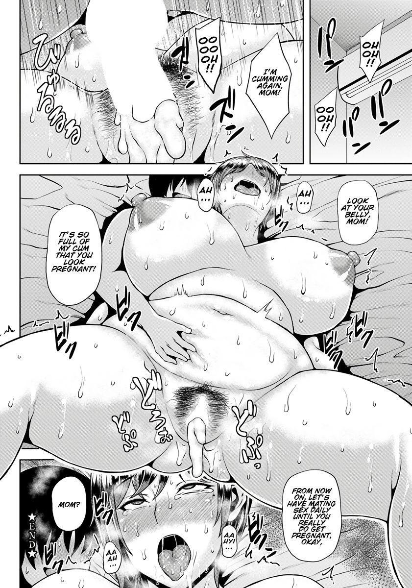 Okaa-san, Ii Yume o 19