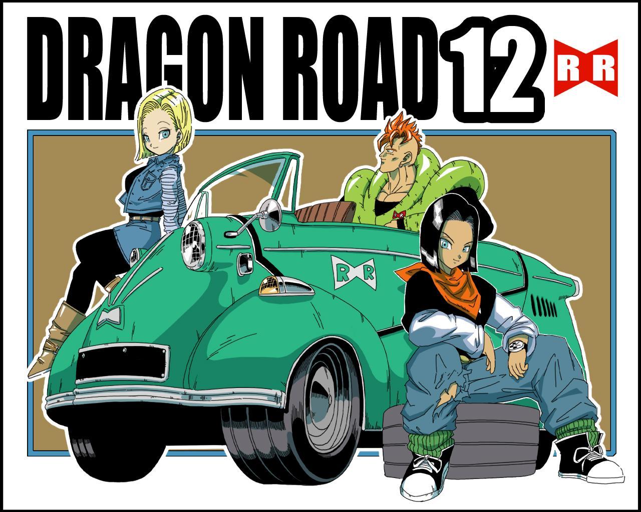 DRAGON ROAD 12 28