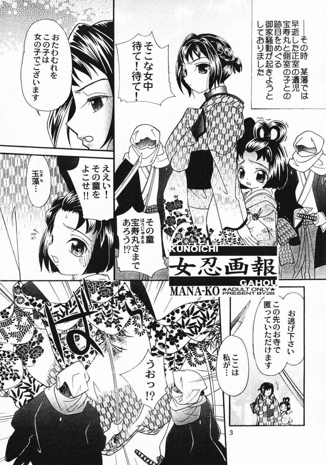 Kunoichi Gahou 3 1