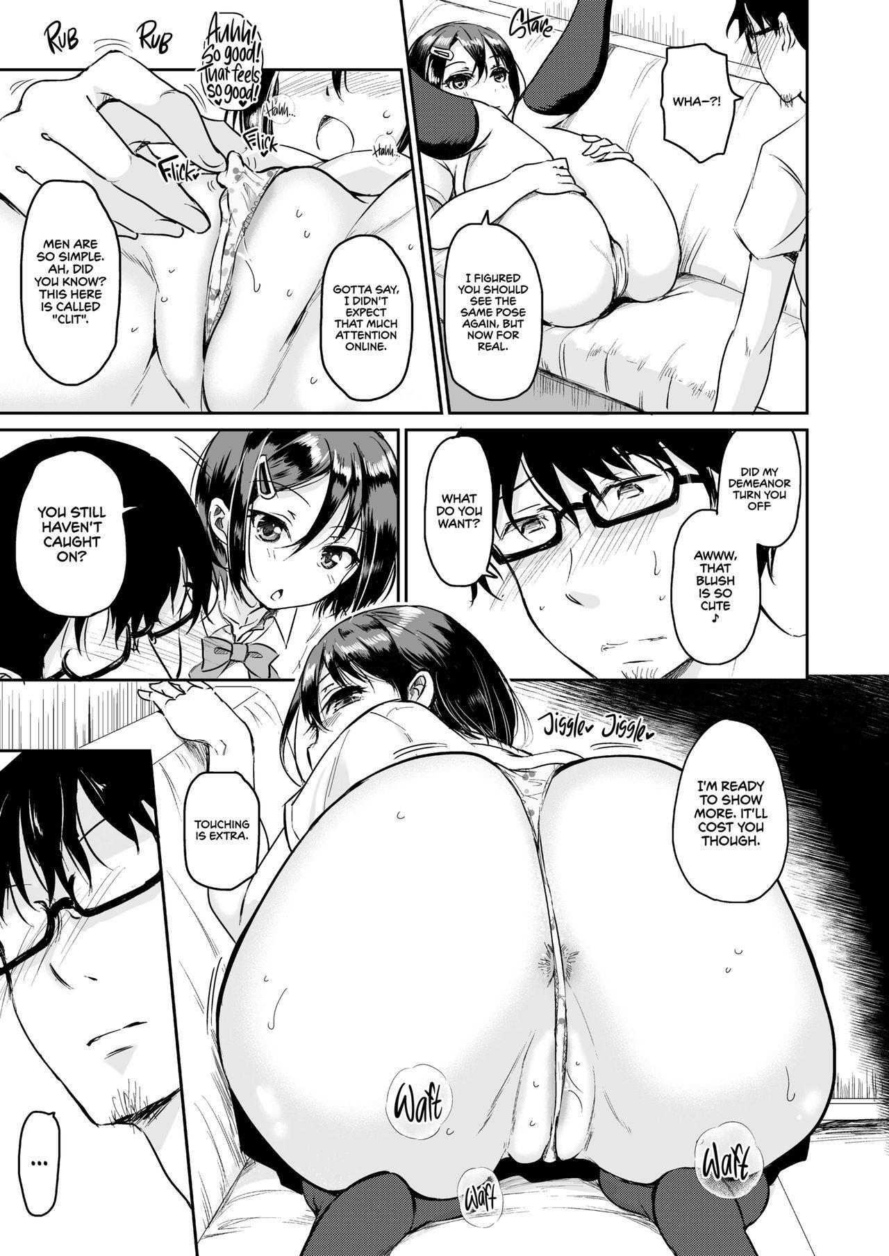 Choushi ni Notta JK ga Shinseki no Oji-san ni... | Clout Chasing 10