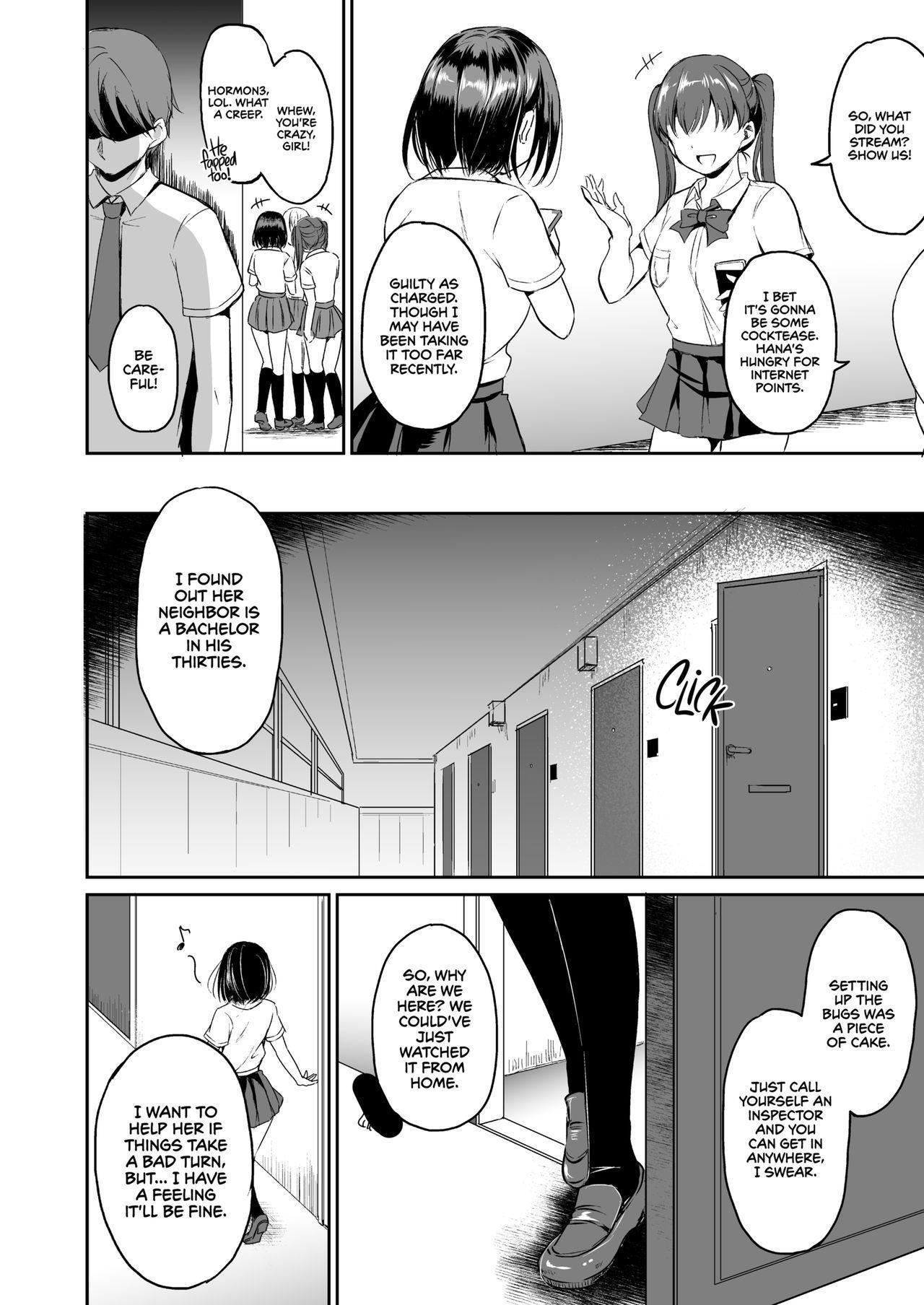 Choushi ni Notta JK ga Shinseki no Oji-san ni... | Clout Chasing 7