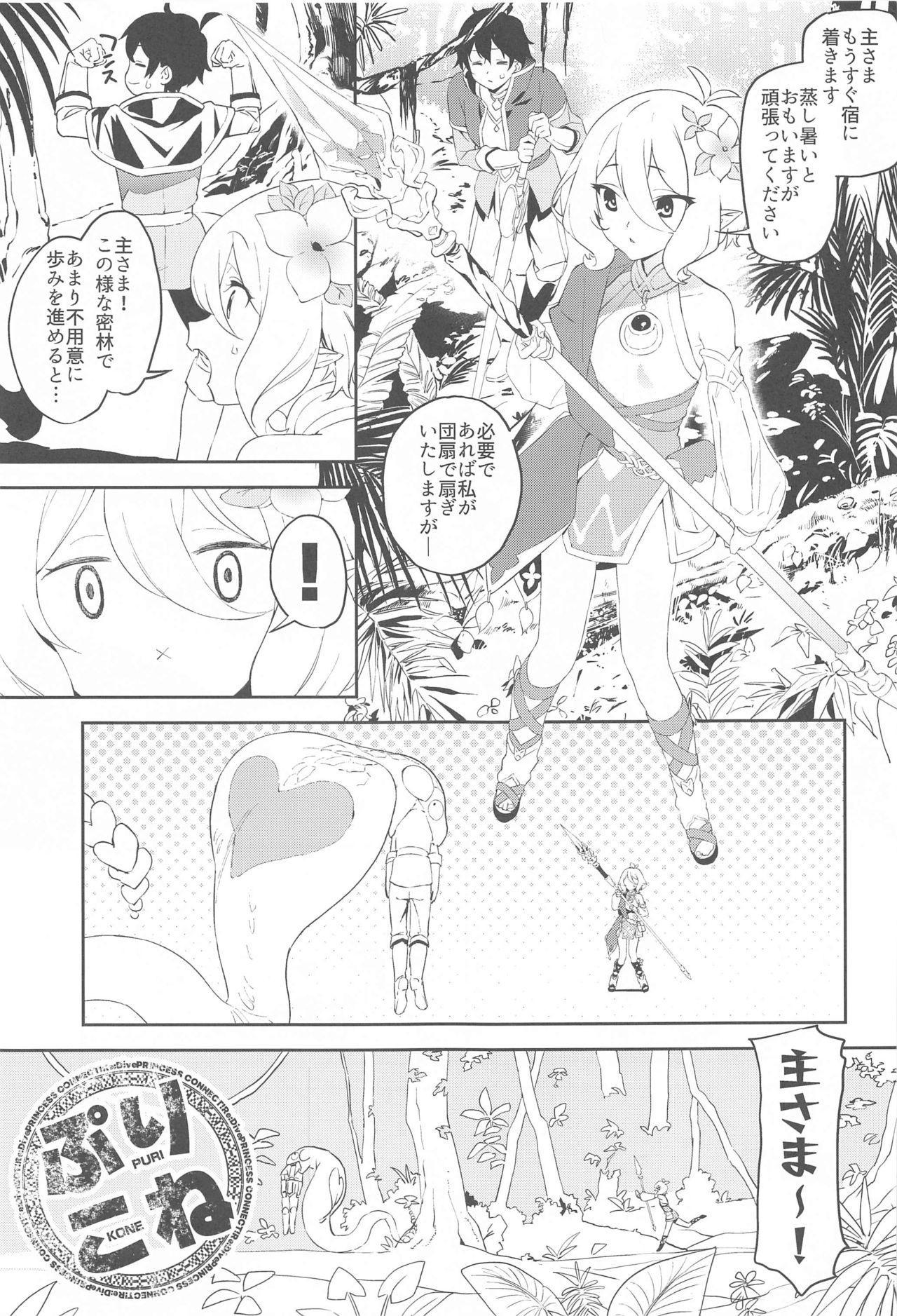Kokkoro-chan no Torotoro Osouji 1