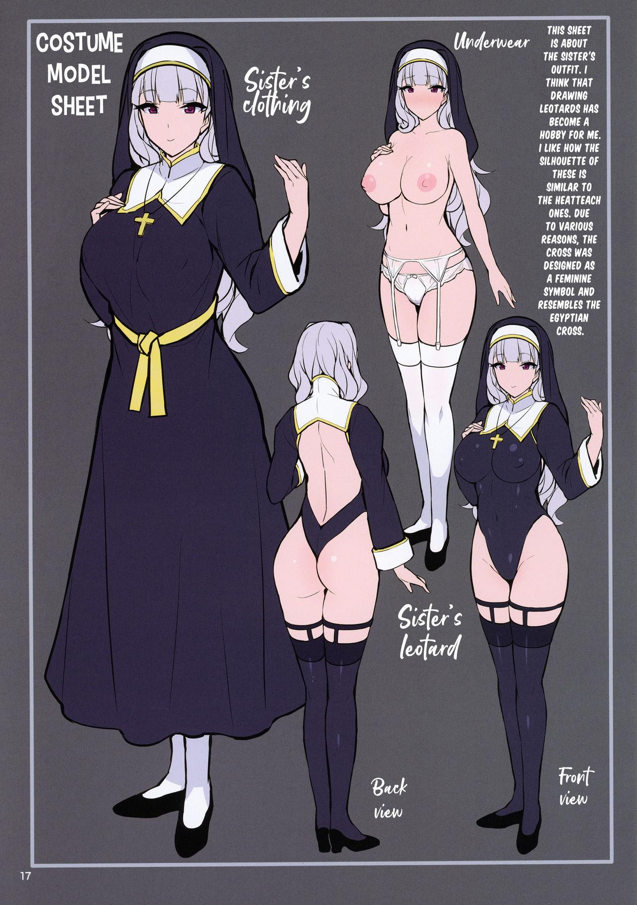 Sister Takane no Kokuhaku   Sister Takane's Confession of Sins 17