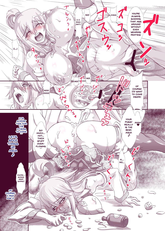 Kono Subarashiku Un ga Nai Kimi ni! | for how wonderfully unlucky you are 4
