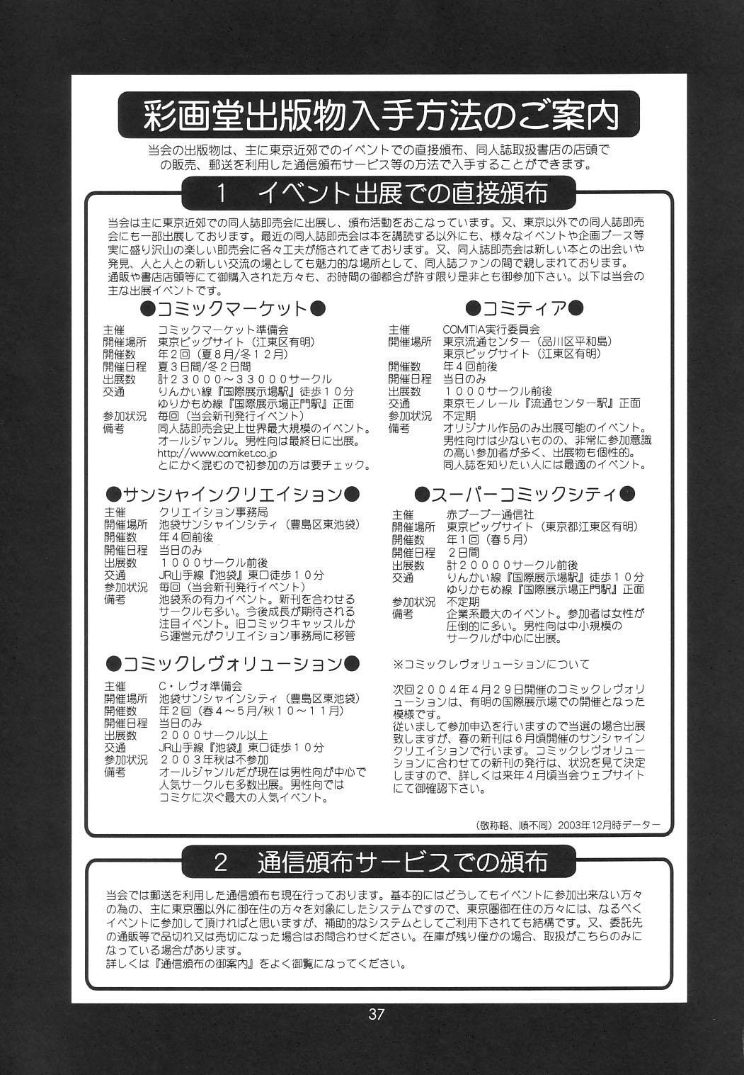 Boku no Seinen Kouken-nin 6 35
