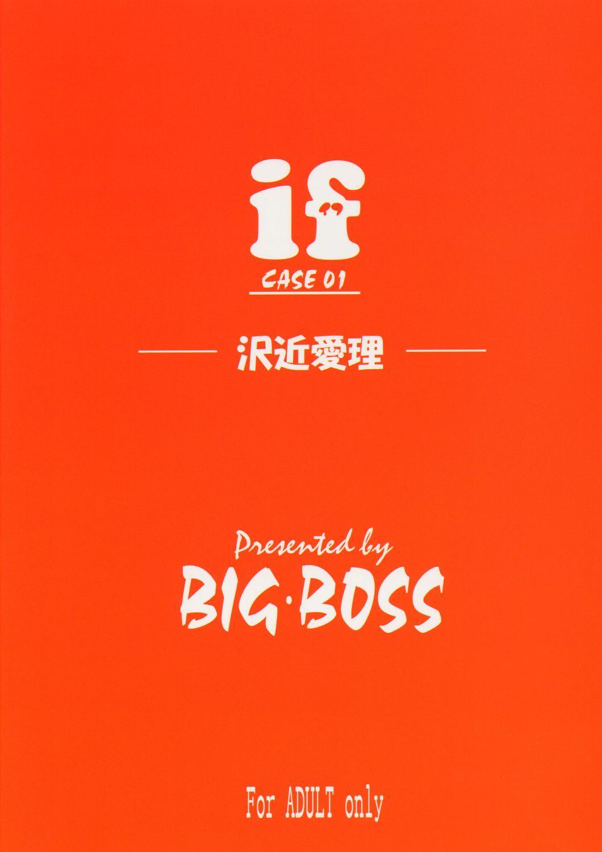 if CASE 01 Sawachika Eri 25