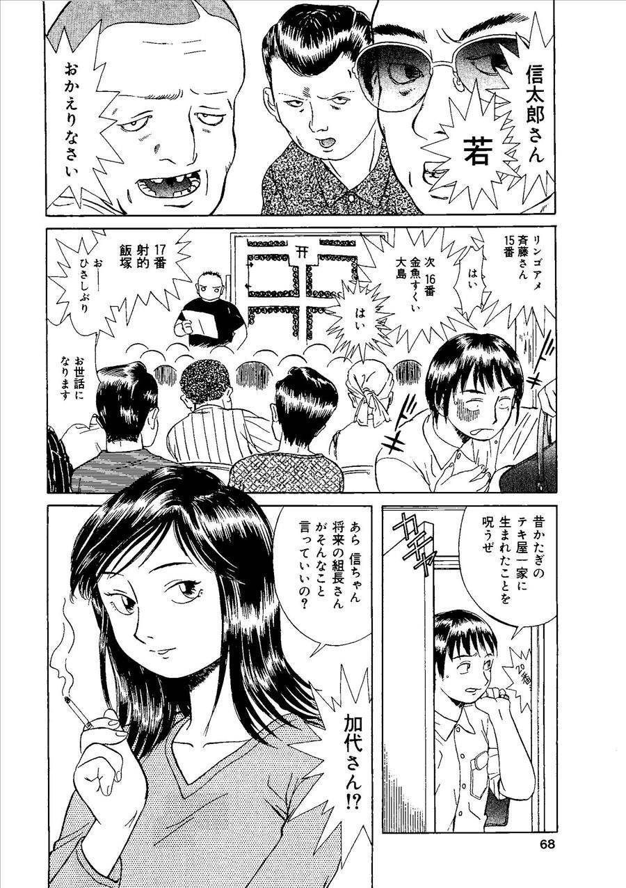 Momoiro Kinryouku 66