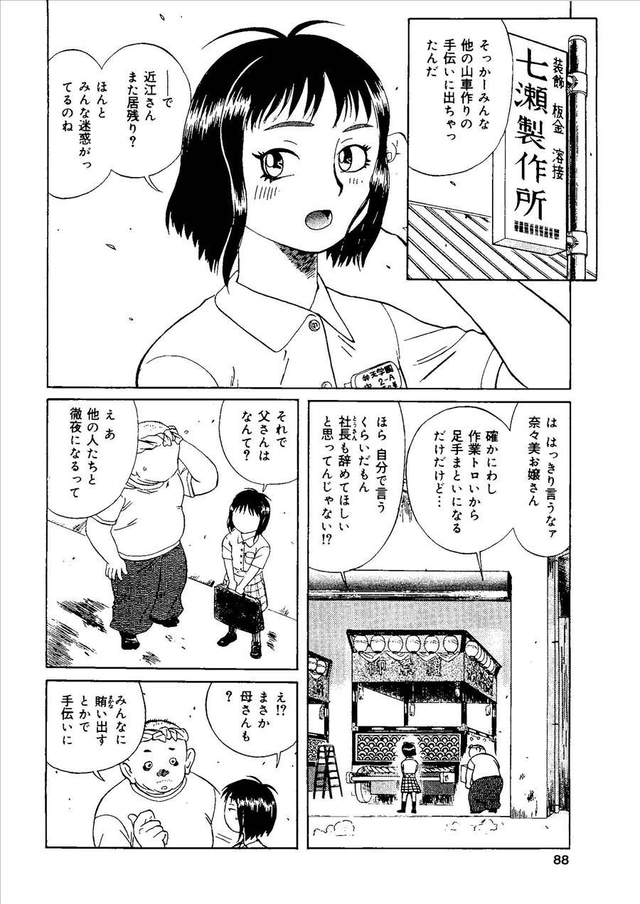 Momoiro Kinryouku 86