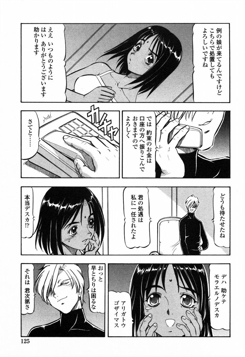 Kichiku Houteishiki - Equation of brutal person 131
