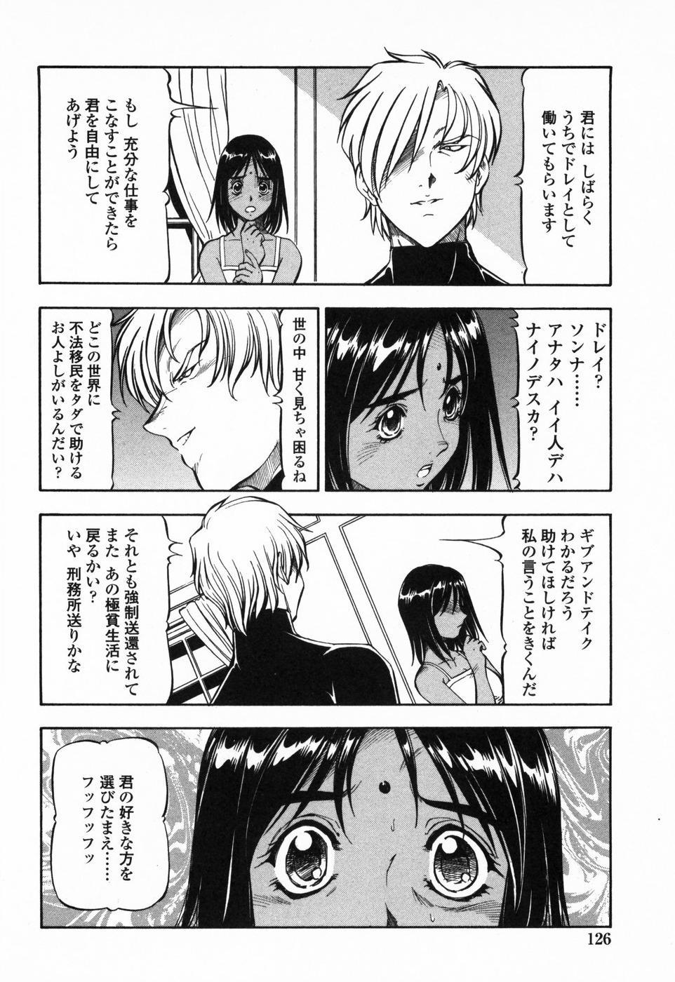 Kichiku Houteishiki - Equation of brutal person 132