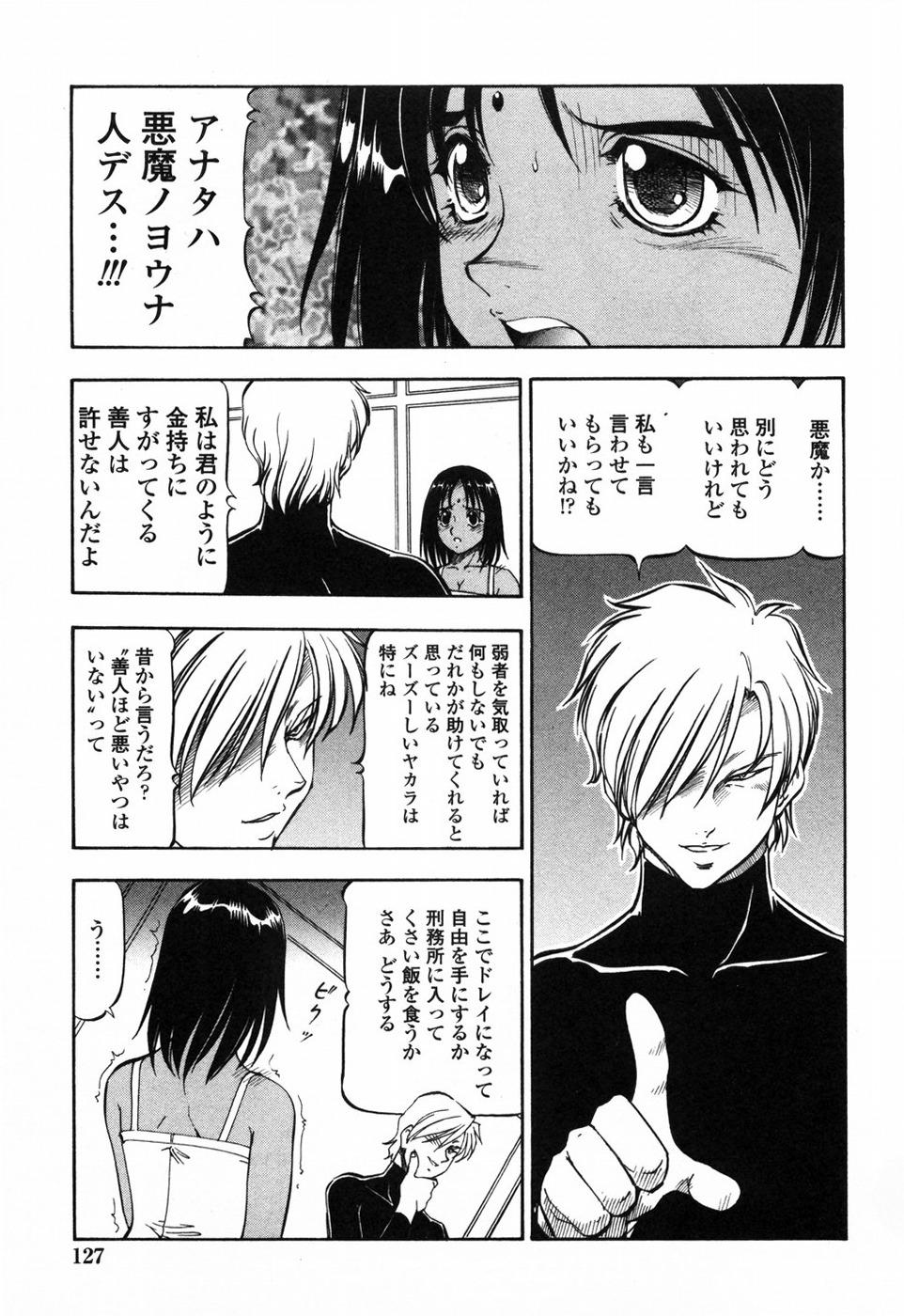 Kichiku Houteishiki - Equation of brutal person 133