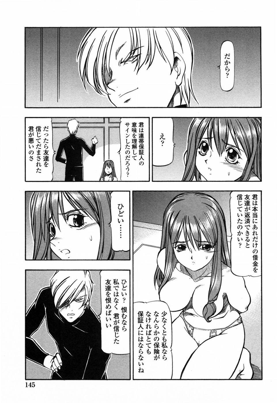 Kichiku Houteishiki - Equation of brutal person 151