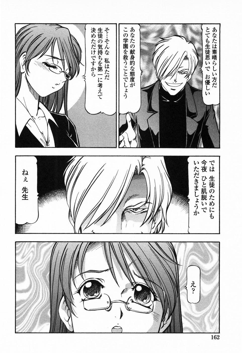 Kichiku Houteishiki - Equation of brutal person 168