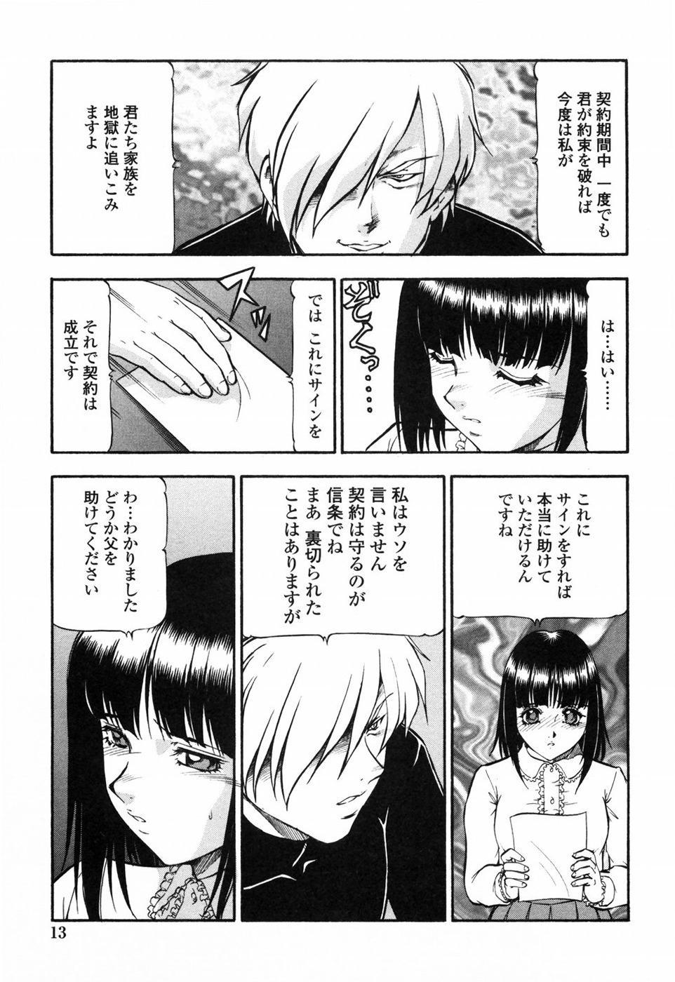 Kichiku Houteishiki - Equation of brutal person 18