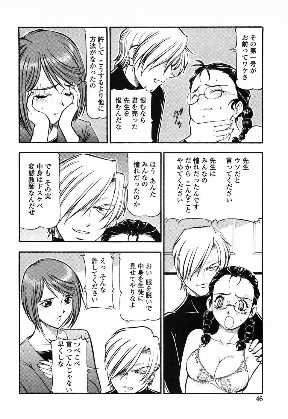 Kichiku Houteishiki - Equation of brutal person 51