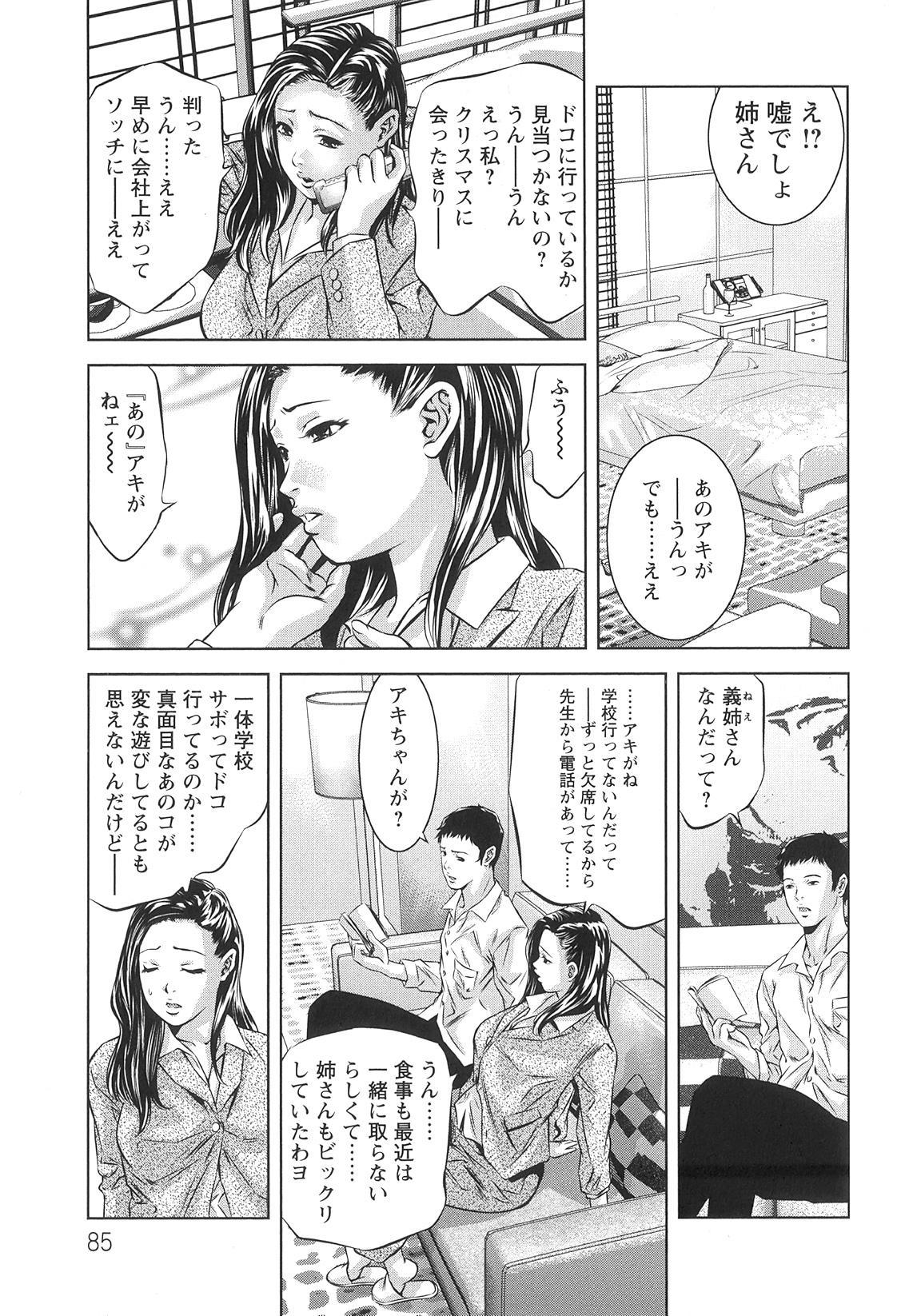 Tsukurareta Shisen 87