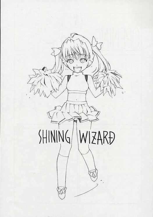 SHINING WIZARD 1