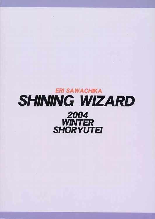 SHINING WIZARD 25