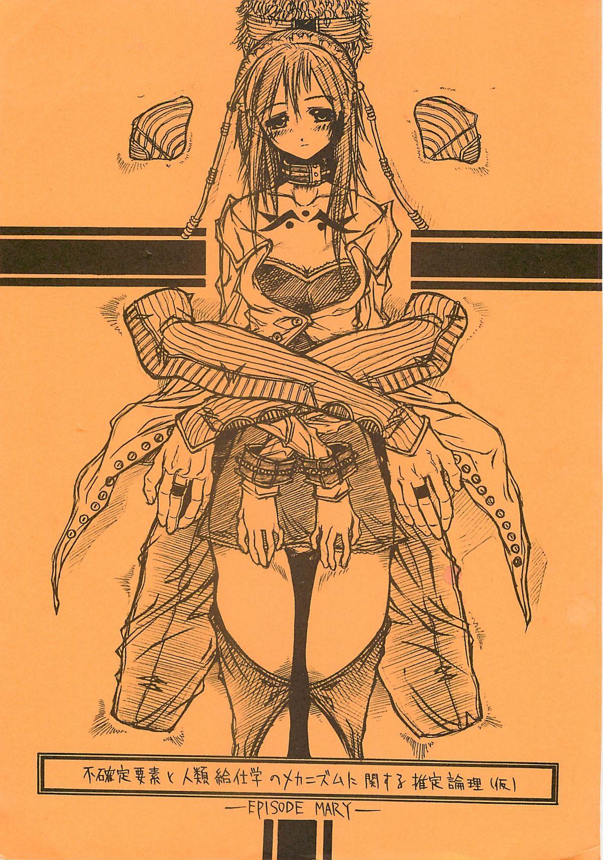 [Virgin Virus (Matsumi Jun)] Fukakutei Youso to Jinrui Kyuushi gaku no Mechanism ni kansuru Suitei Ronri (Kari) EPISODE MARY [5th Edition] 0