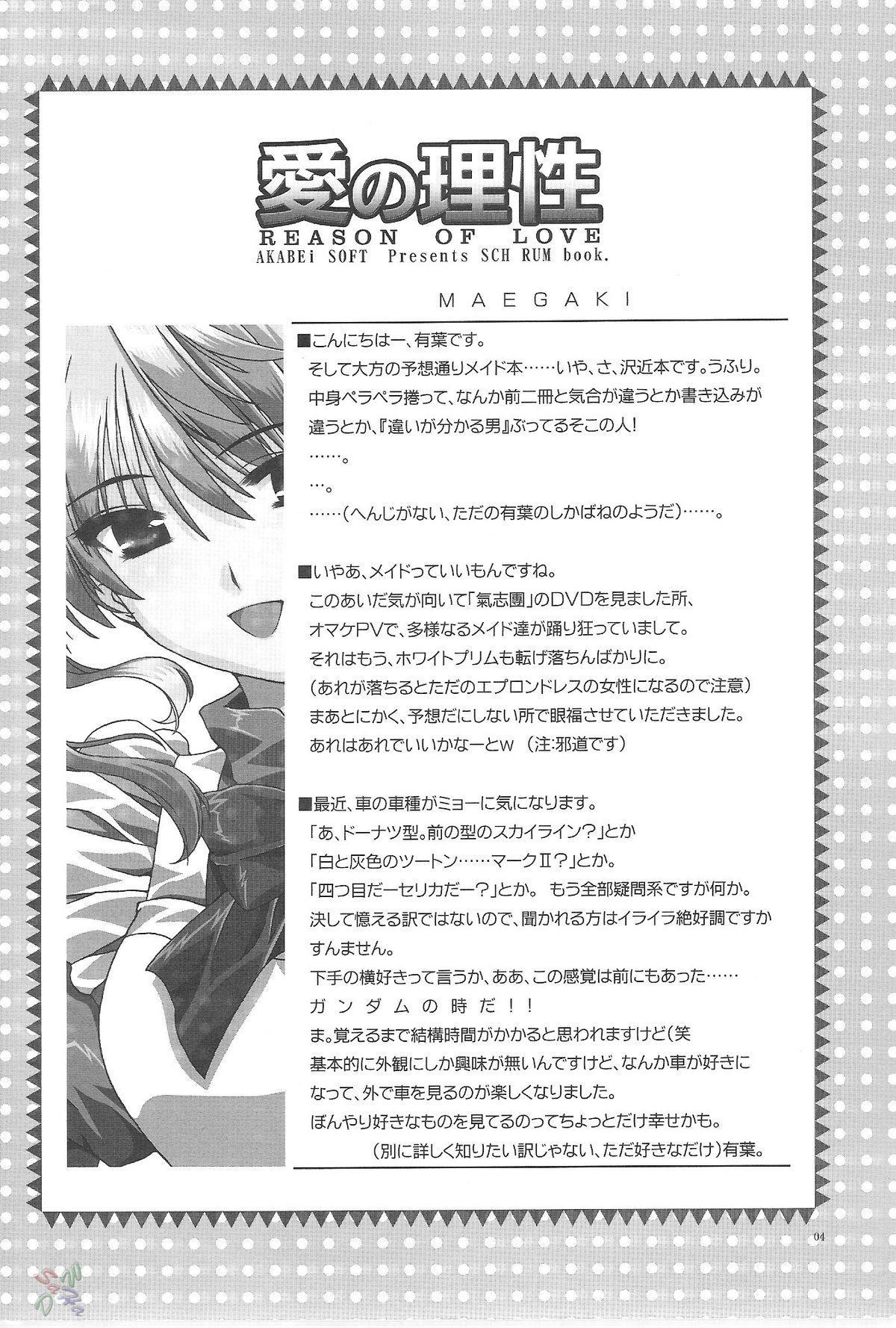 Ai no Risei - Reason of Love 2