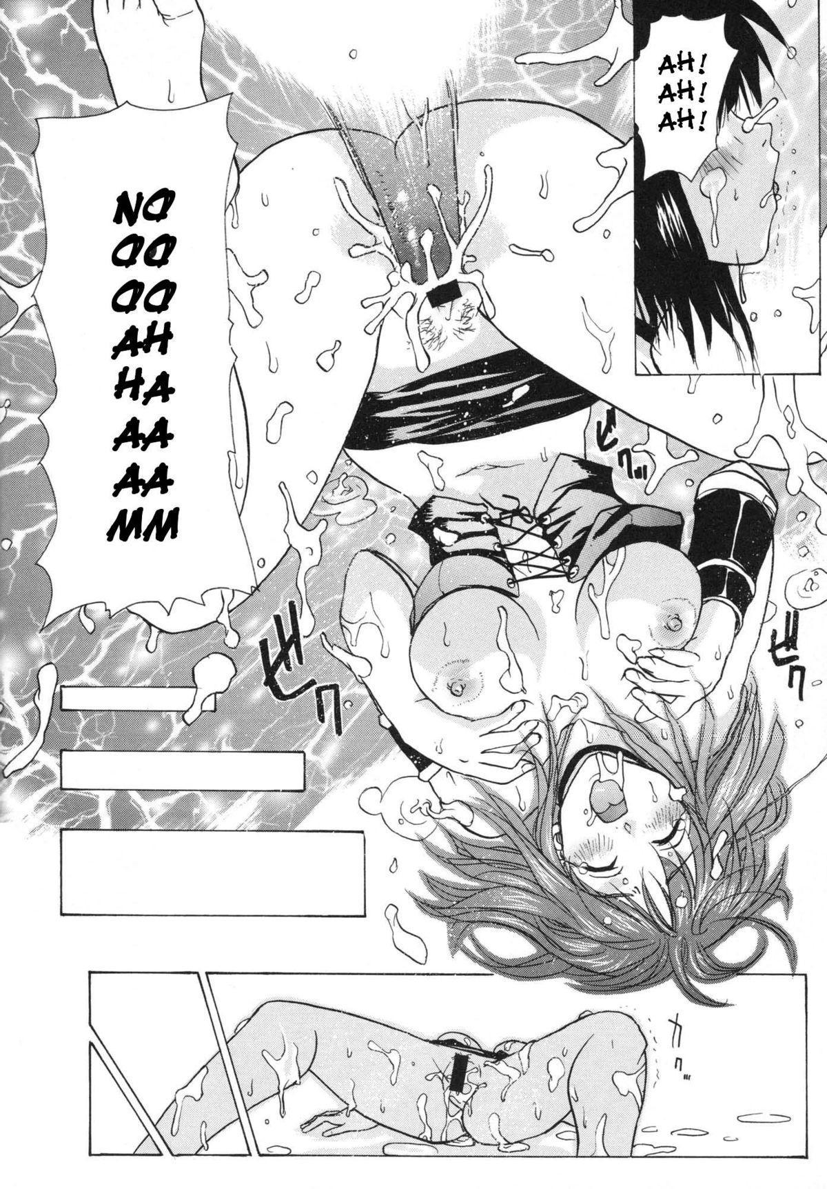 Nami to Robin no I Love Piece 28