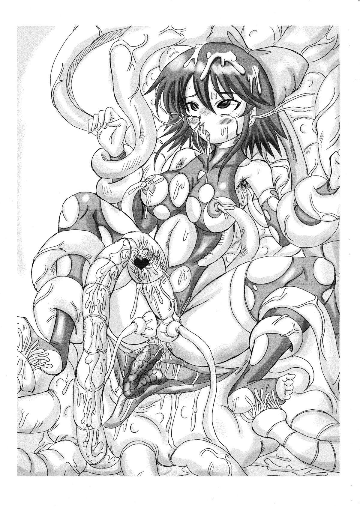 Namanekotei - Mahou Shojou Ai and Sailormoon 3