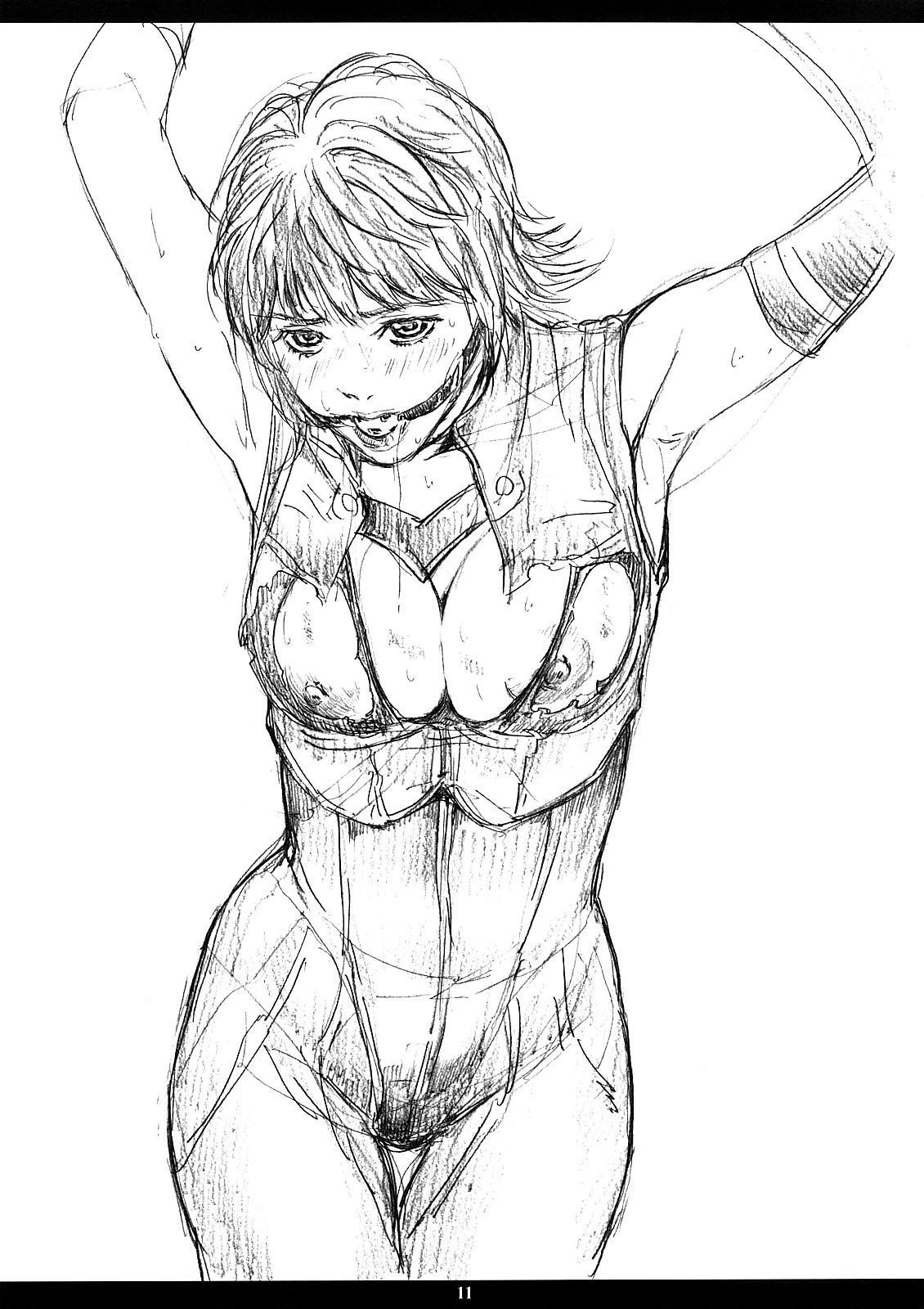 SHT Super Heroine Time 9