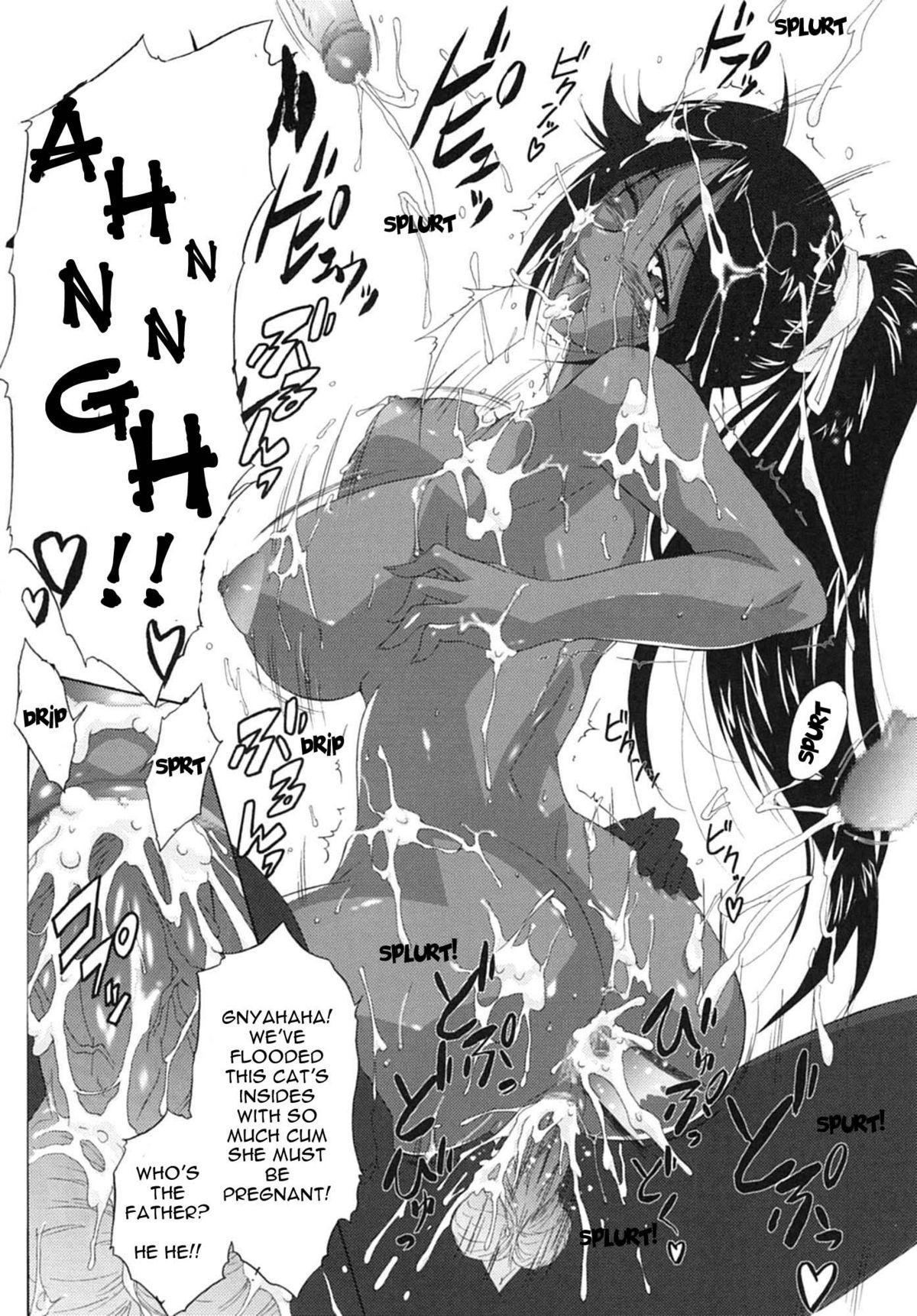 (C70) [Tsurikichi Doumei (Shiomi Yuusuke)] Cat-like Person, Bee-like Person (BLEACH) [English] 20