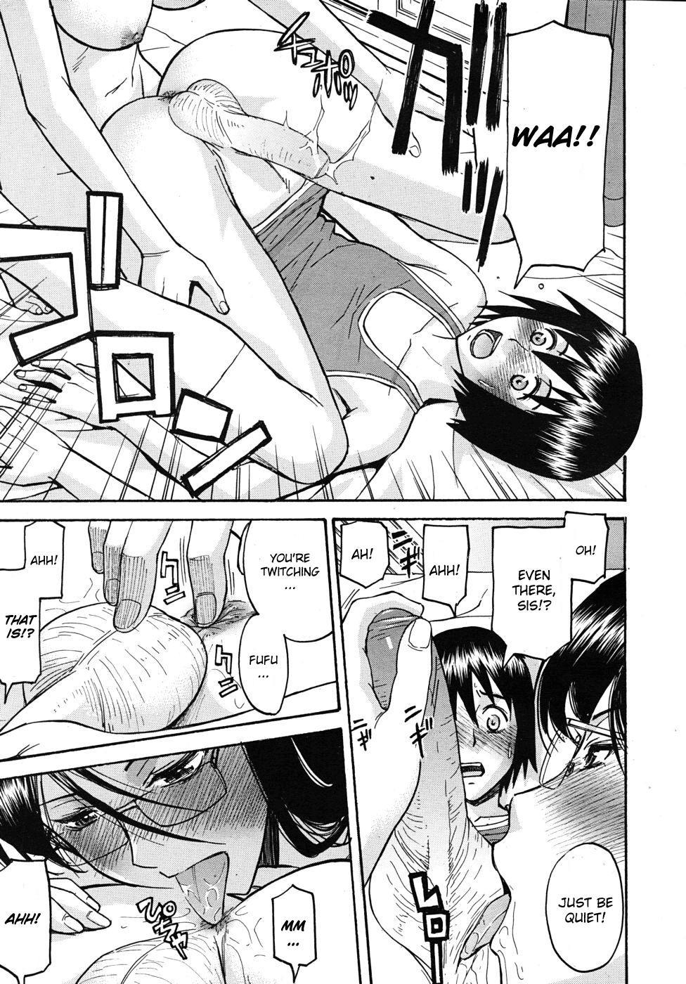 Housou Shitsu no Triangle Ch. 3 8