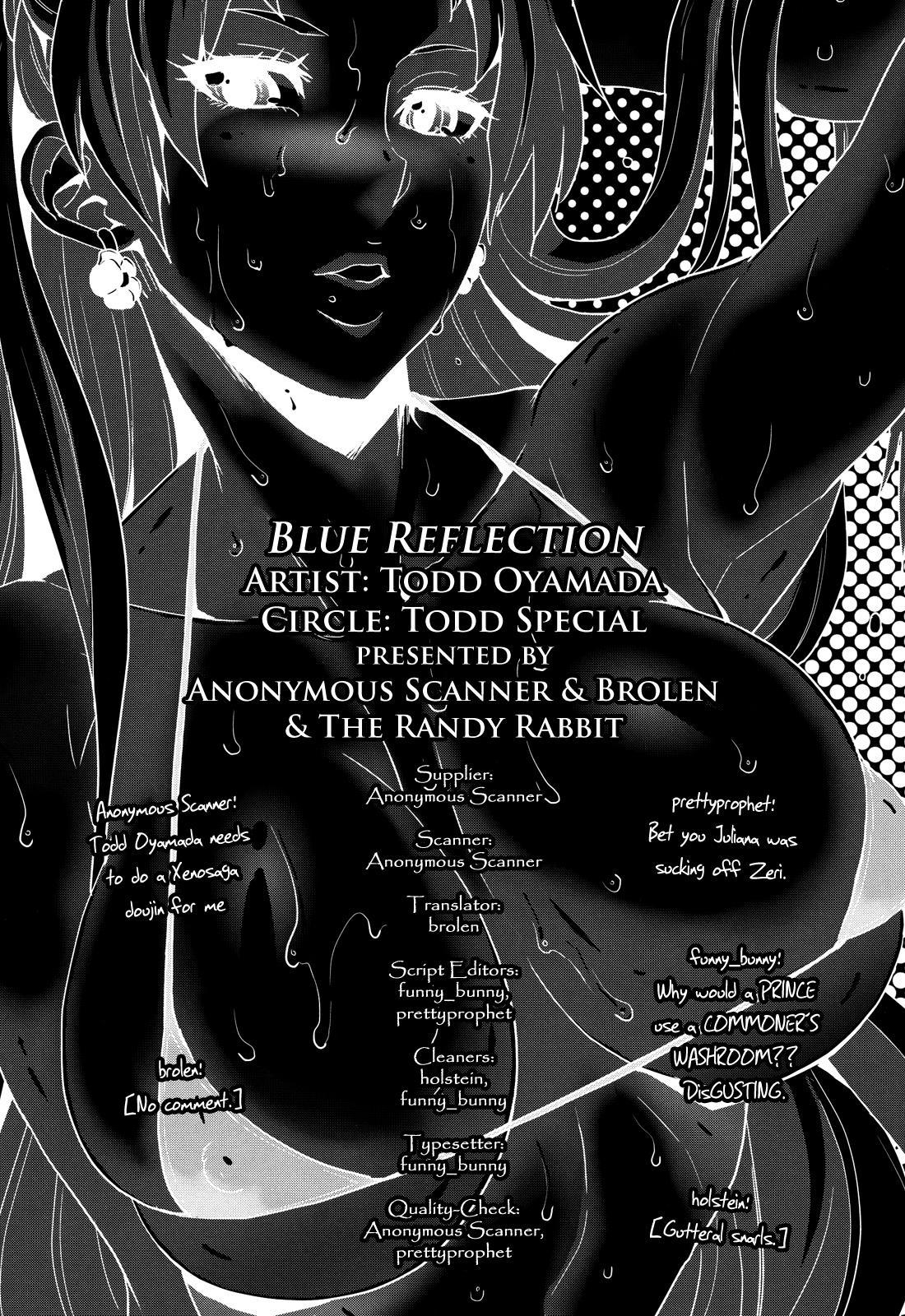 Blue Reflection 33