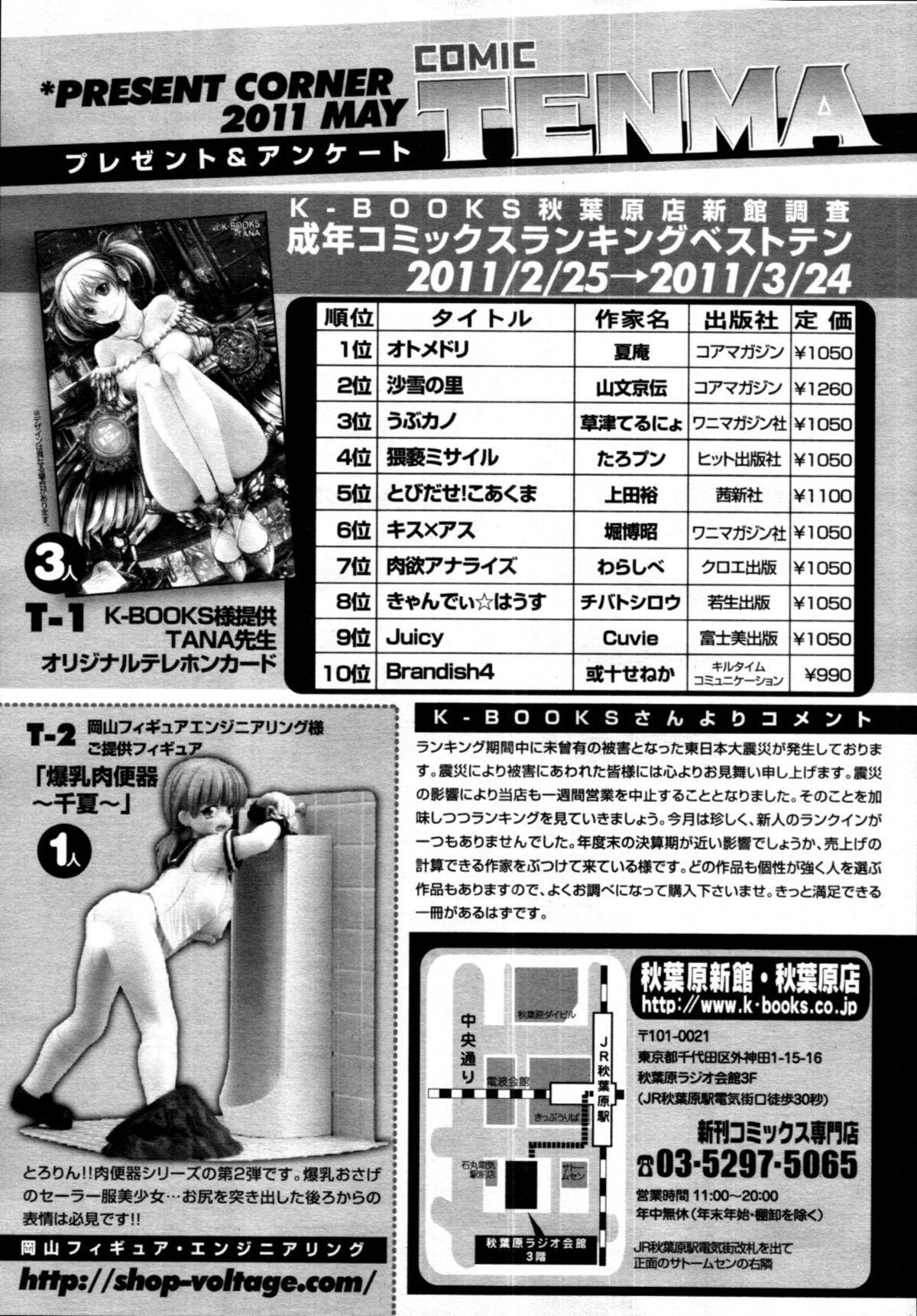 COMIC Tenma 2011-05 393
