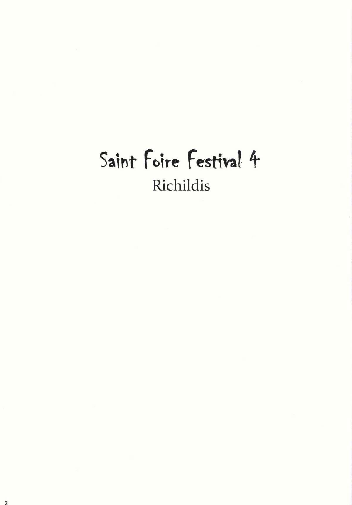 Saint Foire Festival 4 2