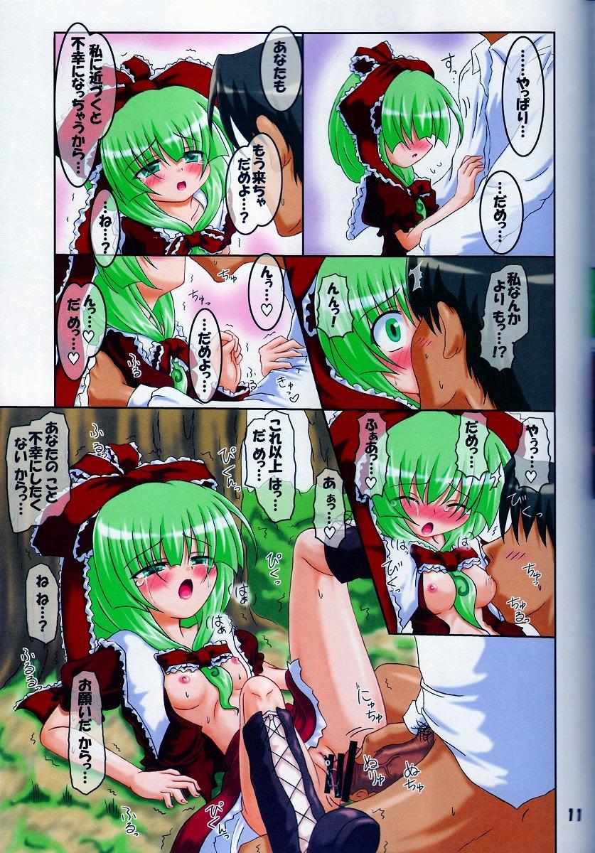 (C73) [Schwester (Shirau Inasaki) Rollin 27 (Touhou Project) 9