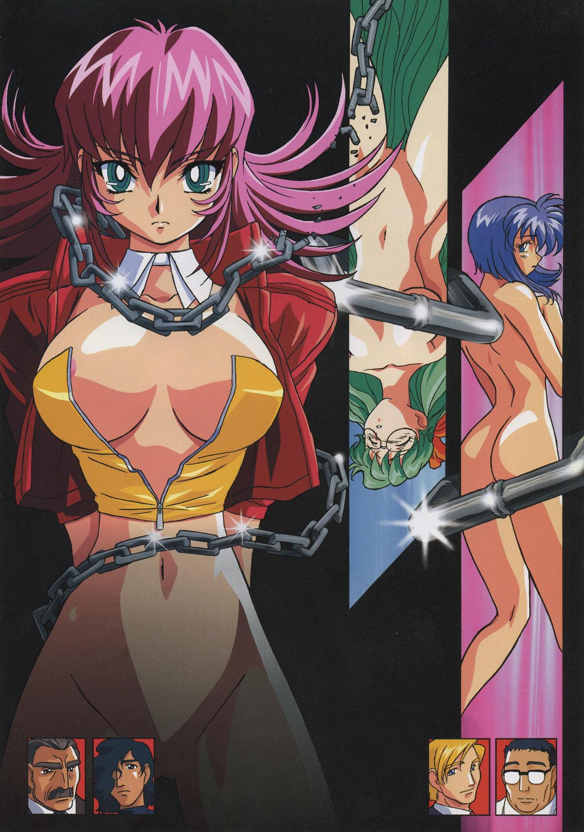 VIPER Series Official Artbook III 10