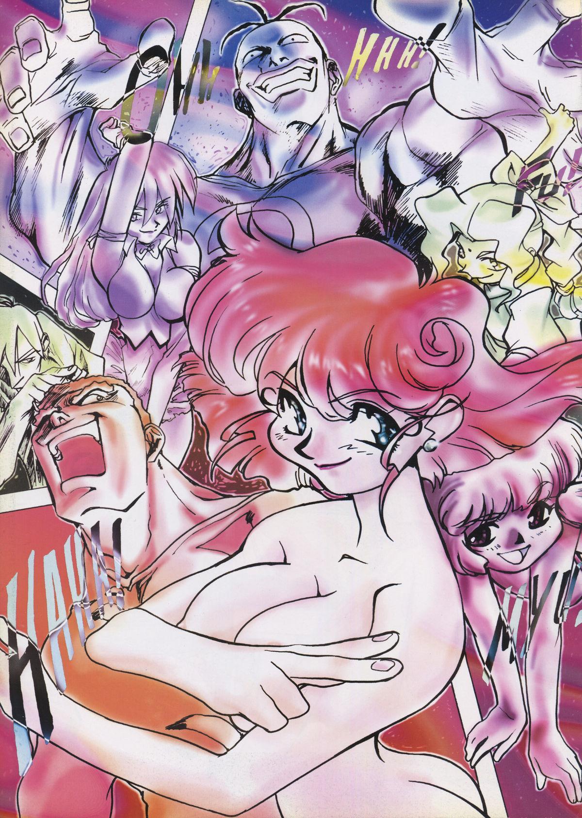 VIPER Series Official Artbook III 7