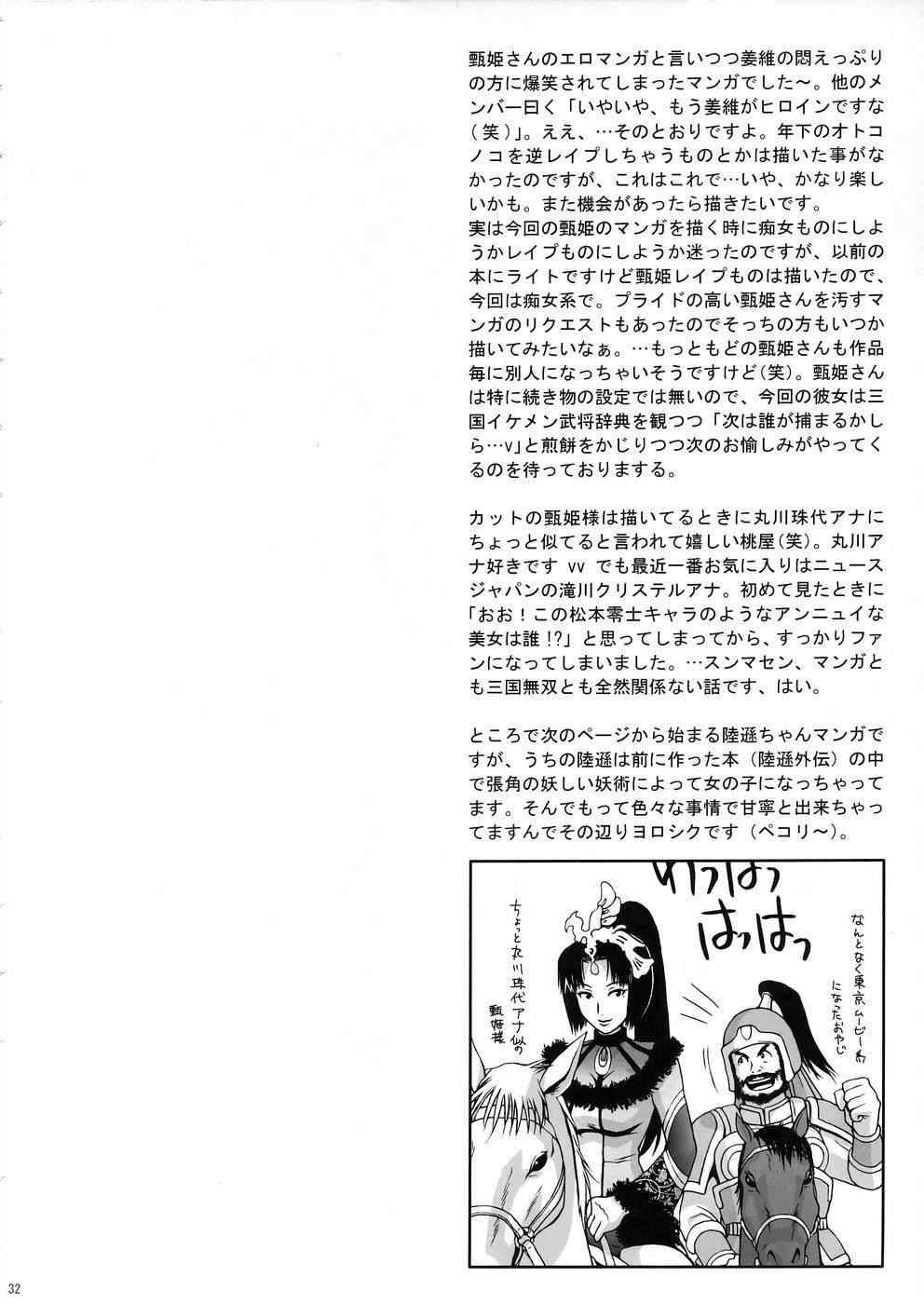 In Sangoku Musou 3 29