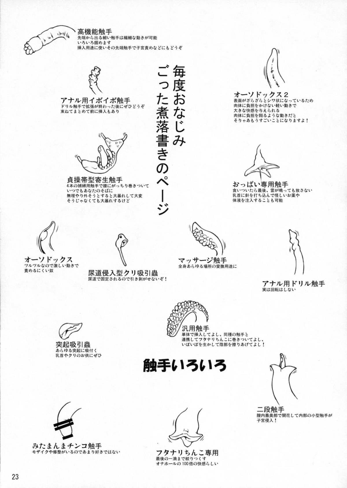 Gekkou Jourei 21