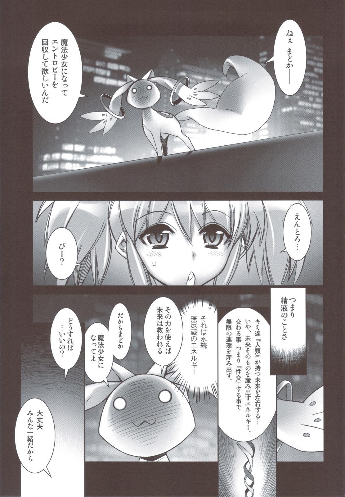 Mahou Shoujo Tai 4