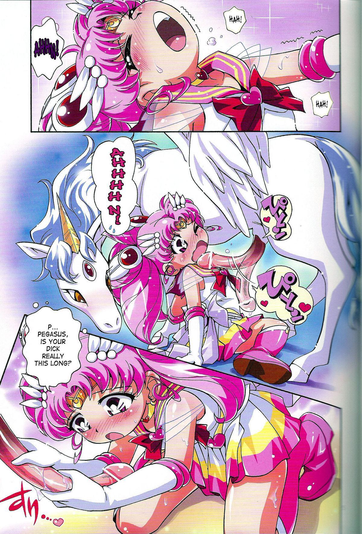 Chiccha na Bishoujo Senshi 2 3