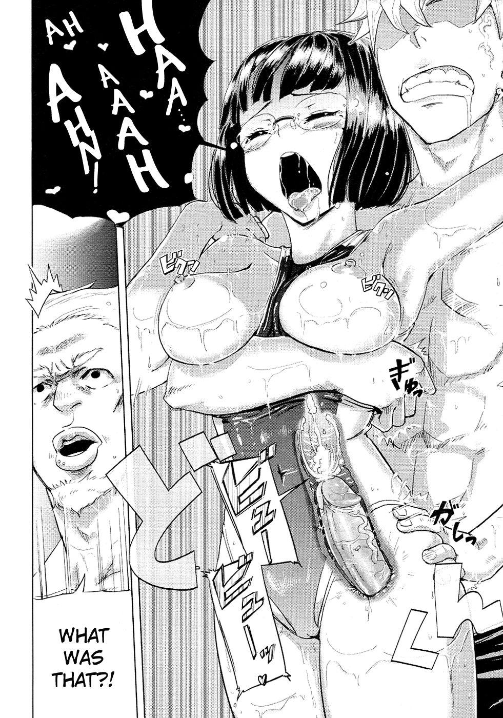 [Arasumi Shii] Back to the Iinchou (COMIC Megastore 2011-07) [English] ==Strange Companions== [Decensored] 19