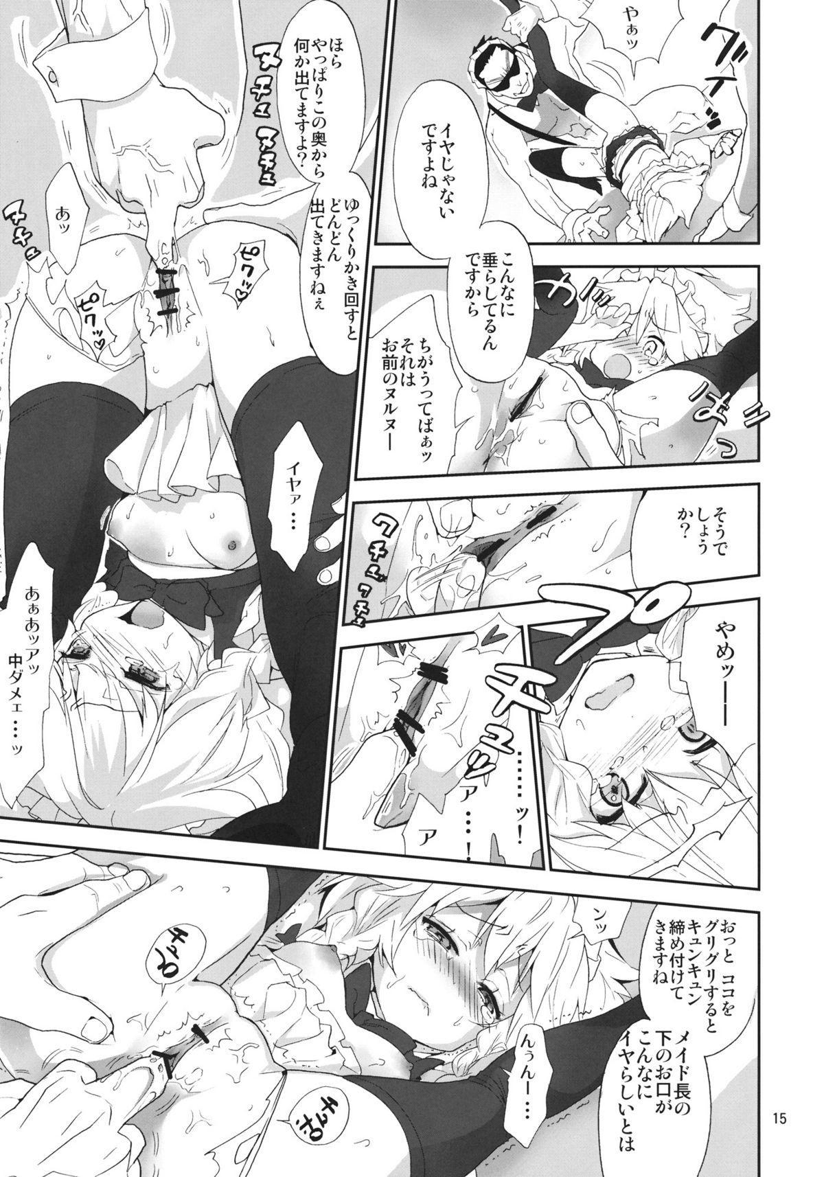 Yousei Maid-san no Hanran 13
