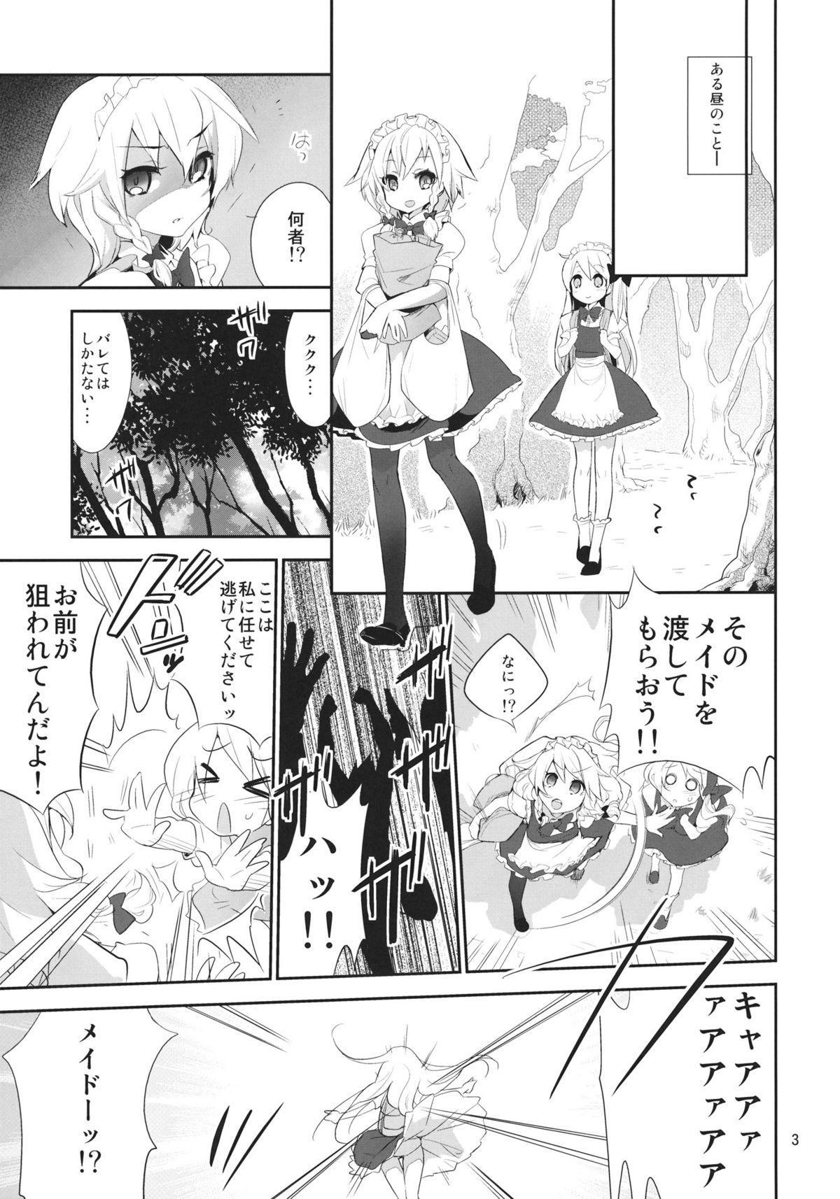 Yousei Maid-san no Hanran 1