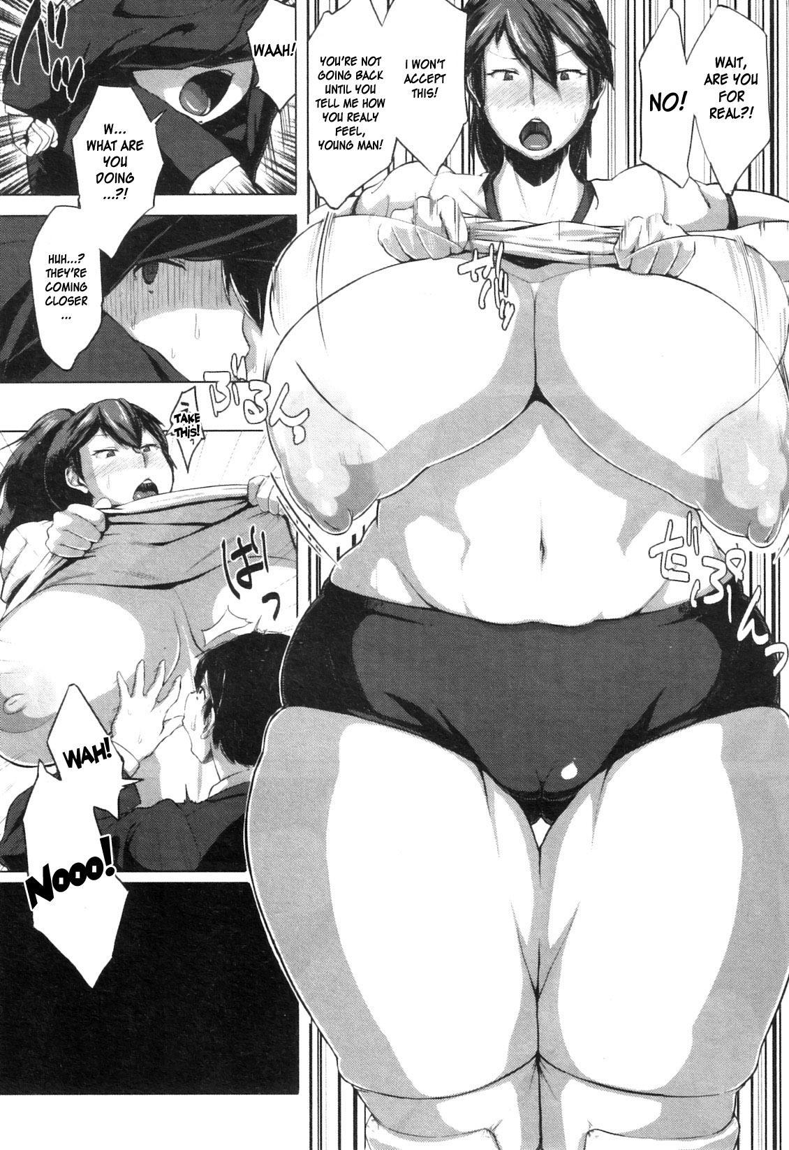 Taiiku Souko no Kokuhaku | Confession in the Gym Storage 9