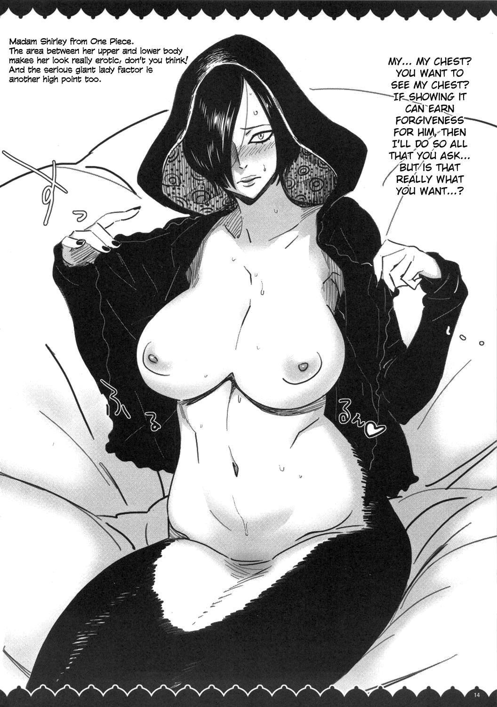 ○○-san no Oppai ga Mitai hon 2 | The Reader Just Wants to See Your Tits Book 2 12