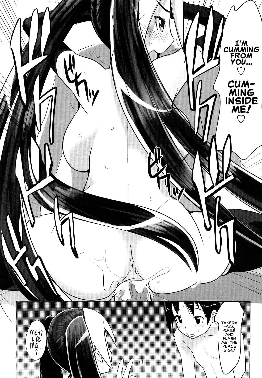 [Takashi Moritaka] Cosplay Hamedori! Takeda-san   Cosplay POV! Takeda-san (COMIC ChoiS 2008-04 Vol. 9) [English] [Decensored] 14