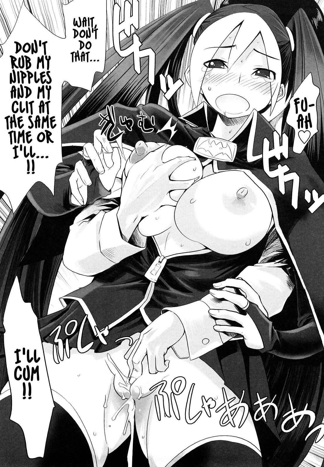 [Takashi Moritaka] Cosplay Hamedori! Takeda-san   Cosplay POV! Takeda-san (COMIC ChoiS 2008-04 Vol. 9) [English] [Decensored] 7