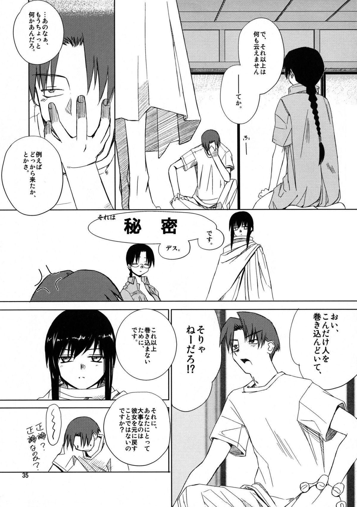 (C68) [Tear Drop (tsuina)] [C2] (To Heart) 35
