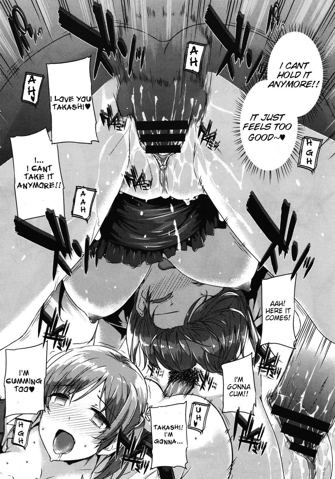 [Katsurai Yoshiaki] Kanojo wa Kazoku de Koibito de Ch. 1-3   She's My Family And My Lover Ch. 1-3 [English] {doujin-moe.us} 25