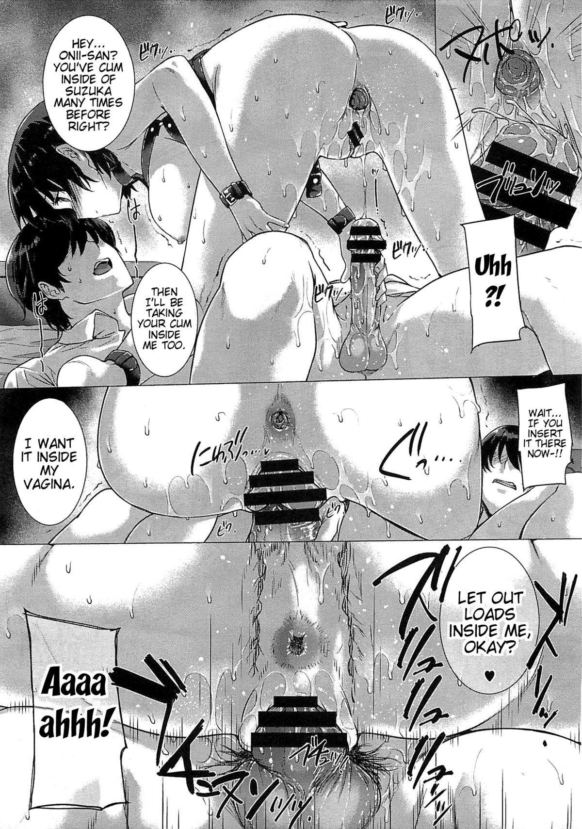 [Katsurai Yoshiaki] Kanojo wa Kazoku de Koibito de Ch. 1-3   She's My Family And My Lover Ch. 1-3 [English] {doujin-moe.us} 51