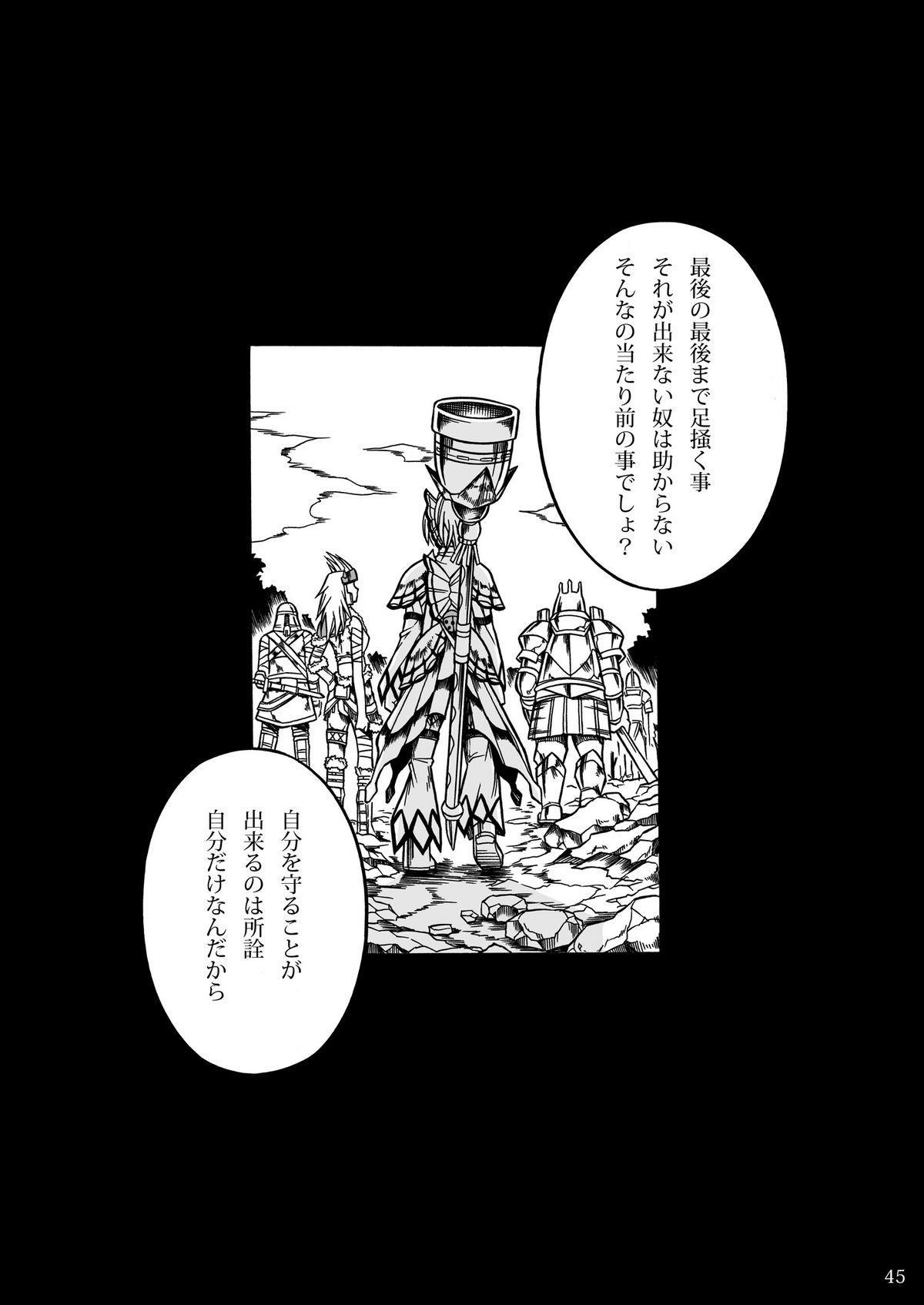 Solo Hunter no Seitai 2 The third part 44
